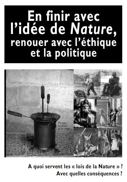 Para terminar con la idea de Naturaleza, reanudar con la ética y ...