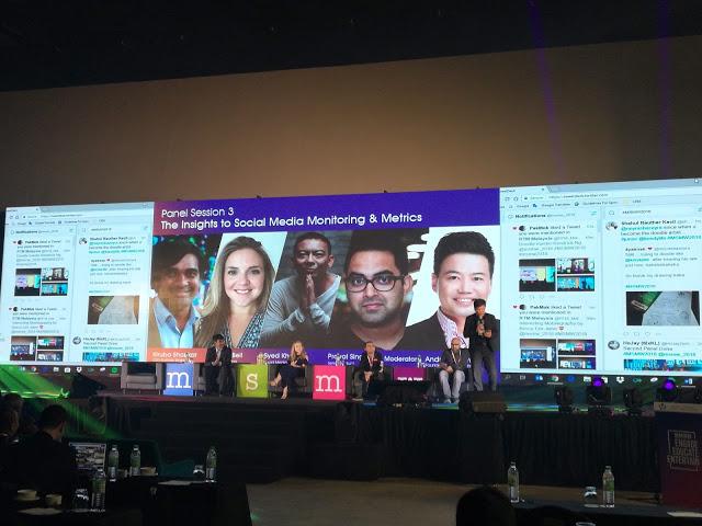 MALAYSIA SOCIAL MEDIA WEEK 2018 LEBIH MENARIK
