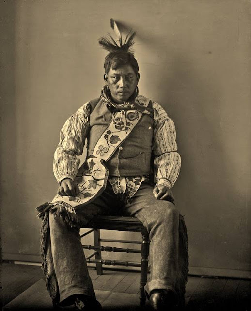 Luxury   Historic Photos Of The Life And Culture Winnebago Indian Tribe