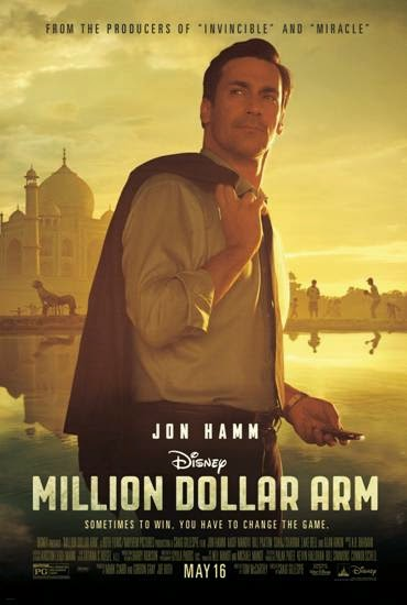 Ottawa, movie screening, million dollar arm, jon hamm