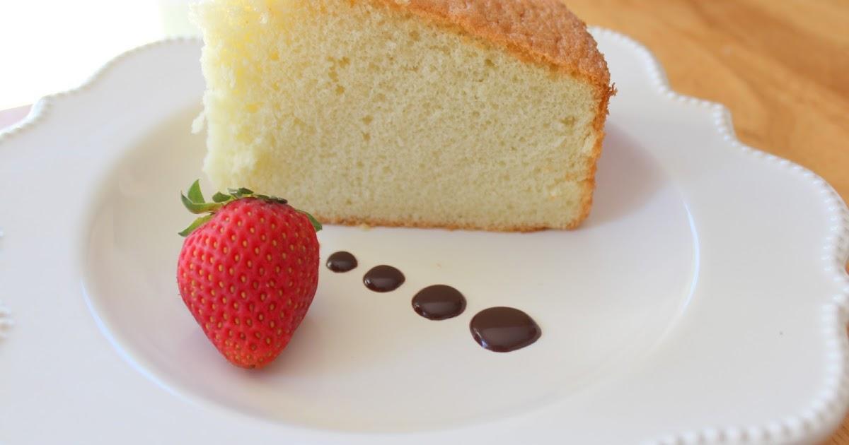Foam Cake Leavening