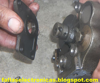 como desarmar cabezal de motor de nevera