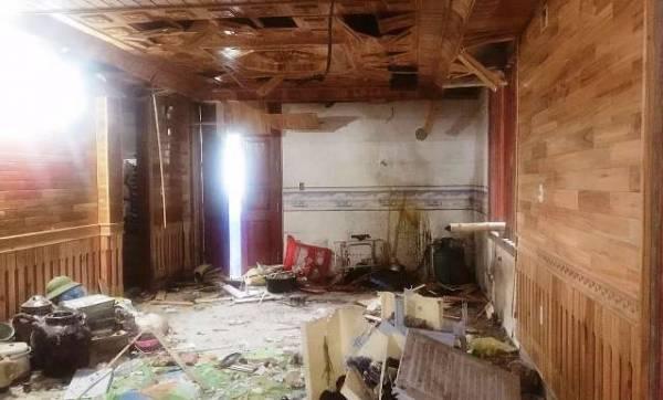 Nghệ An: Nhà một Chủ tịch xã bị ném mìn giữa đêm
