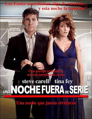 Una Noche Fuera de Serie – DVDRIP LATINO