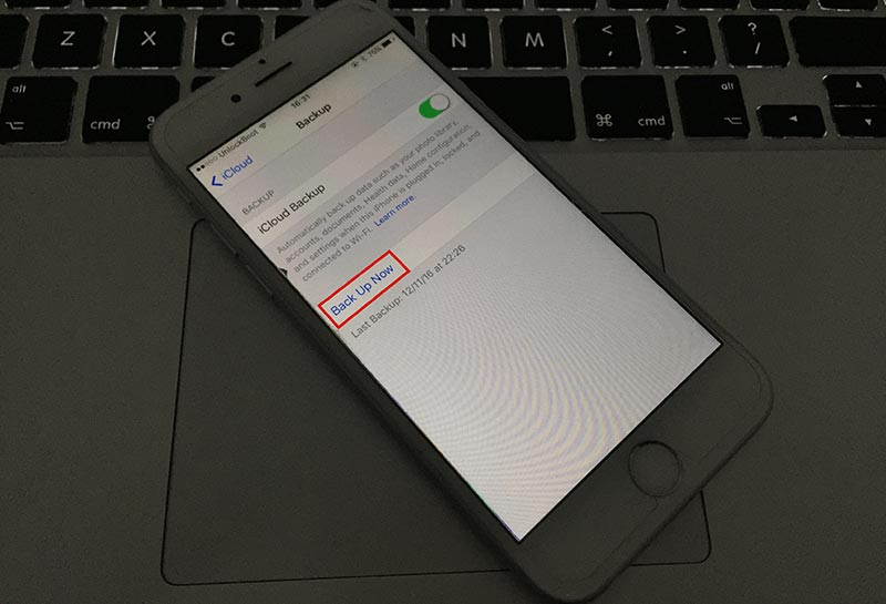 iphone app stuck on installing