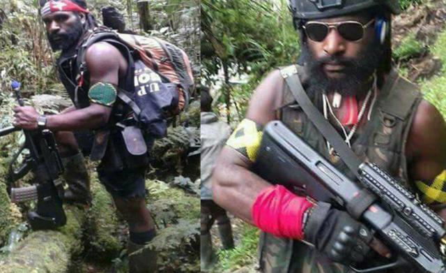 Atasi KKSB, 200 Brimob Didatangkan dari Kelapa Dua Depok