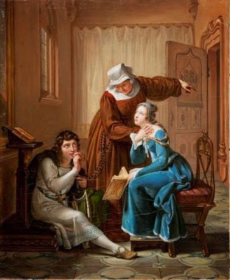 Novès et Alix de Provence (1816), Pauline Auzou