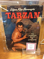 An issue of Tarzan from Dell Comics