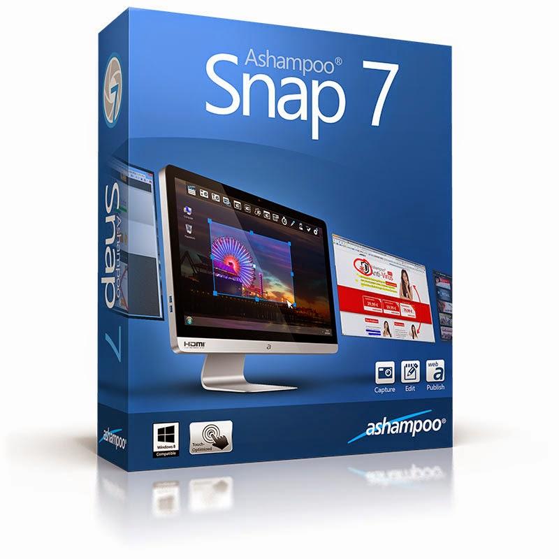 Ashampoo Snap 11.0.0 + crack + portable (FULL)
