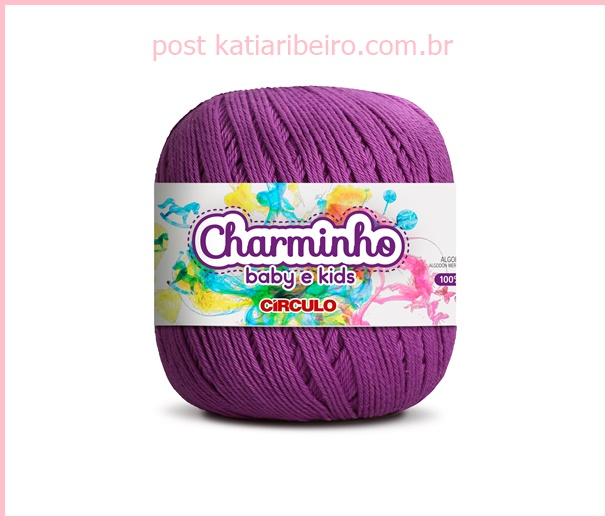 835caf248b3056 Blusa infantil Charminho em Crochê feita com Lançamento da Círculo ...
