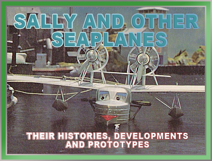 Sally and Other Seaplanes   The Star Tugs Trust Blog