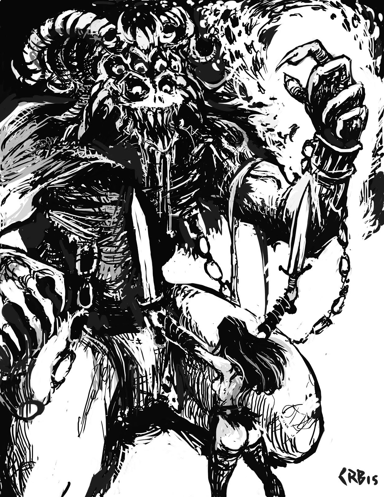 "Crimson Dragon Slayer ""One Hour Game"""