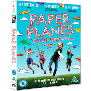 Paper Planes (2014) DVD