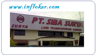 Info Lowongan Kerja SMK PT Siba Surya (Mekanik Mesin)