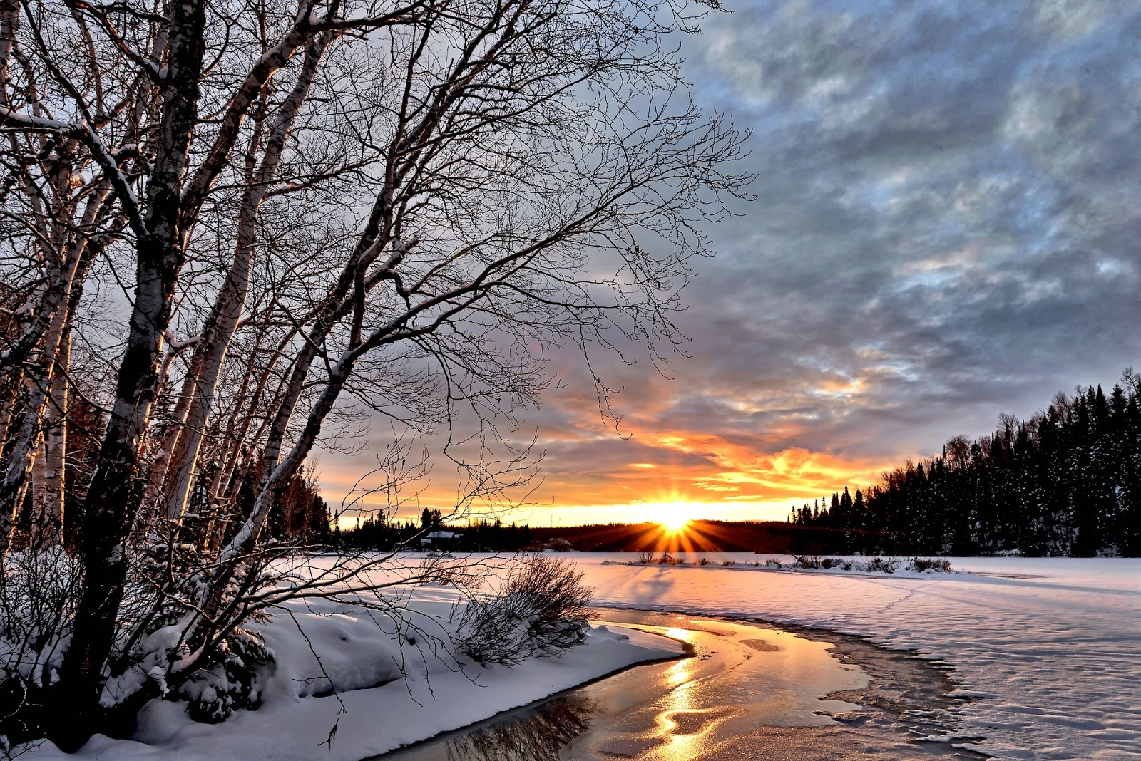 Top 7 Best Places To Visit In Canada In Winter Travel Us World