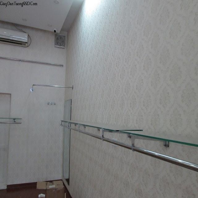 Cách chọn giấy dán tường cho phòng bếp