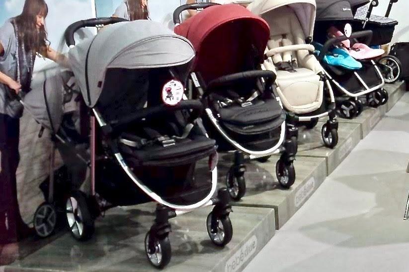 Silla Akro City de Bebé Due
