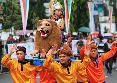 Sisingaan, Kesenian Tradisional Subang Jawa Barat