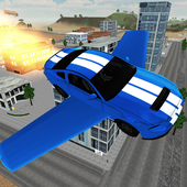 Flying Car Driving Simulator Apk - Free Download Android Game