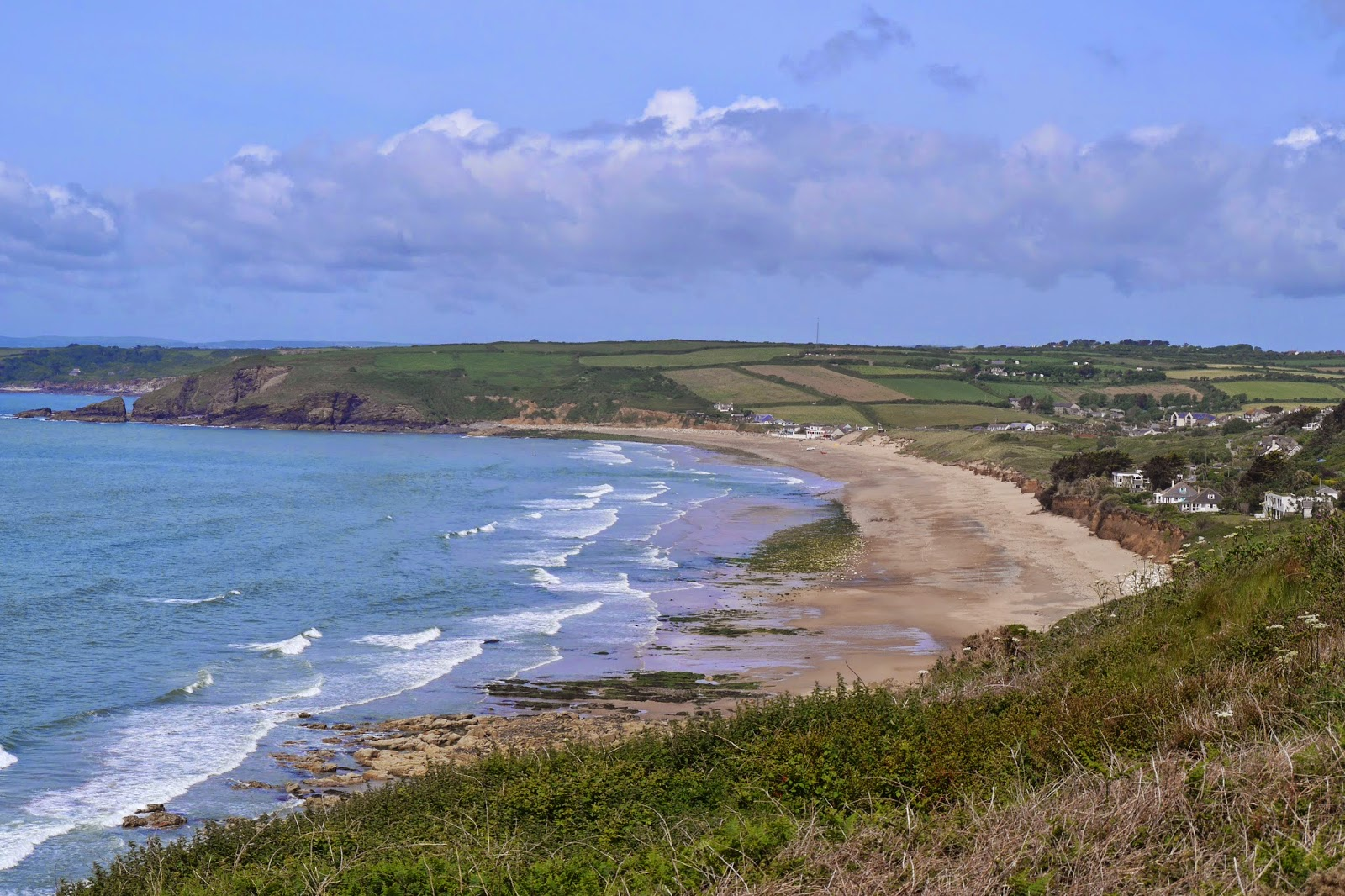 Walking In The Country: Porthleven To Praa Sands (South