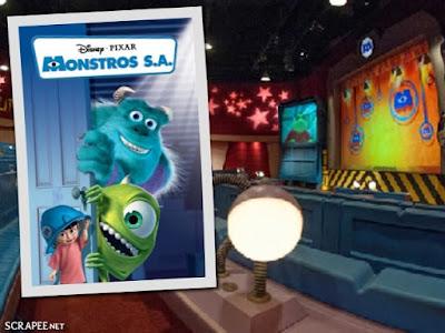 Filme Monstros SA
