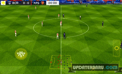 Update PES 2017 APK OBB Full Data Gold Edition