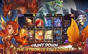 Legion Fighters Mod Apk Unlimited Gems