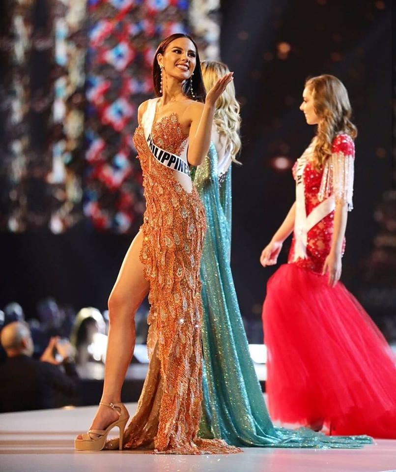 "Miss Universe Philippines Catriona Gray is a ""media darling"""