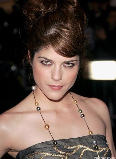 Jet Set Fashion Style American Model Selma Blair Actress