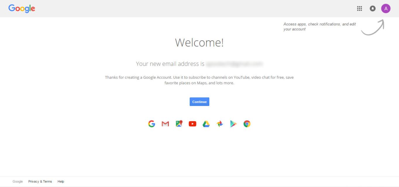 Cara Membuat Akun Gmail Baru Dengan Mudah - Wizzkanime