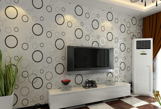 3 Tips Memilih Wallpaper Dinding untuk Hiasan Desain Rumah Mewah