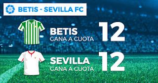 Paston Megacuota Betis vs Sevilla 2 septiembre