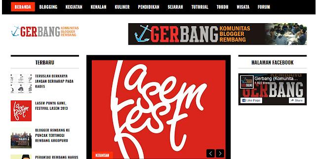 Komunitas Blogger Rembang