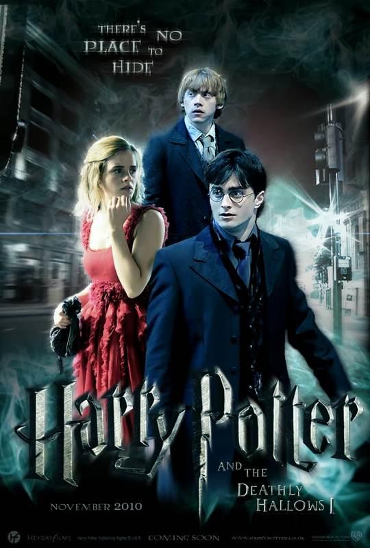 فیلم دوبله: هری پاتر و یادگاران مرگ - قسمت اول (2010) Harry Potter and the Deathly Hallows