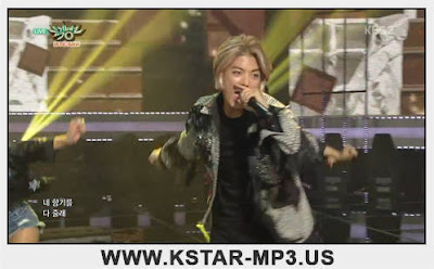 [Performance] KANG NAM feat. 히오 of 포텐 - Chocolate @ Music Bank 2015.09.18