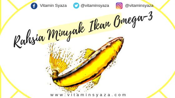minyak ikan omega 3 terbaik