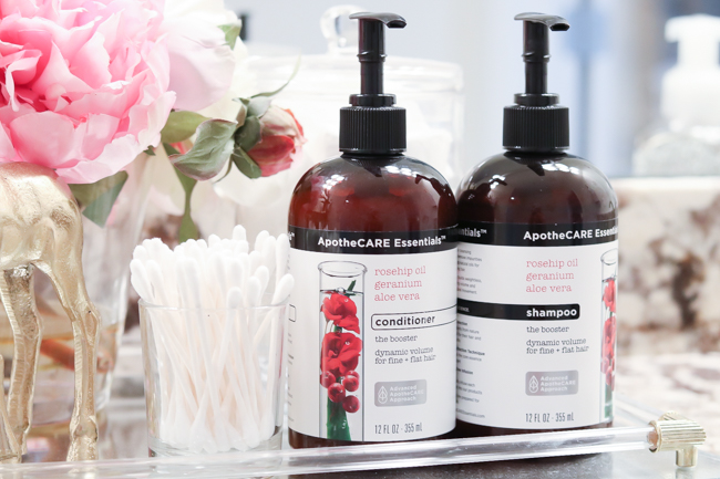 apothecare shampoo and conditioner