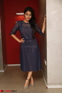 Dazzling Janani Iyer New pics in blue transparent dress spicy Pics 038.jpg