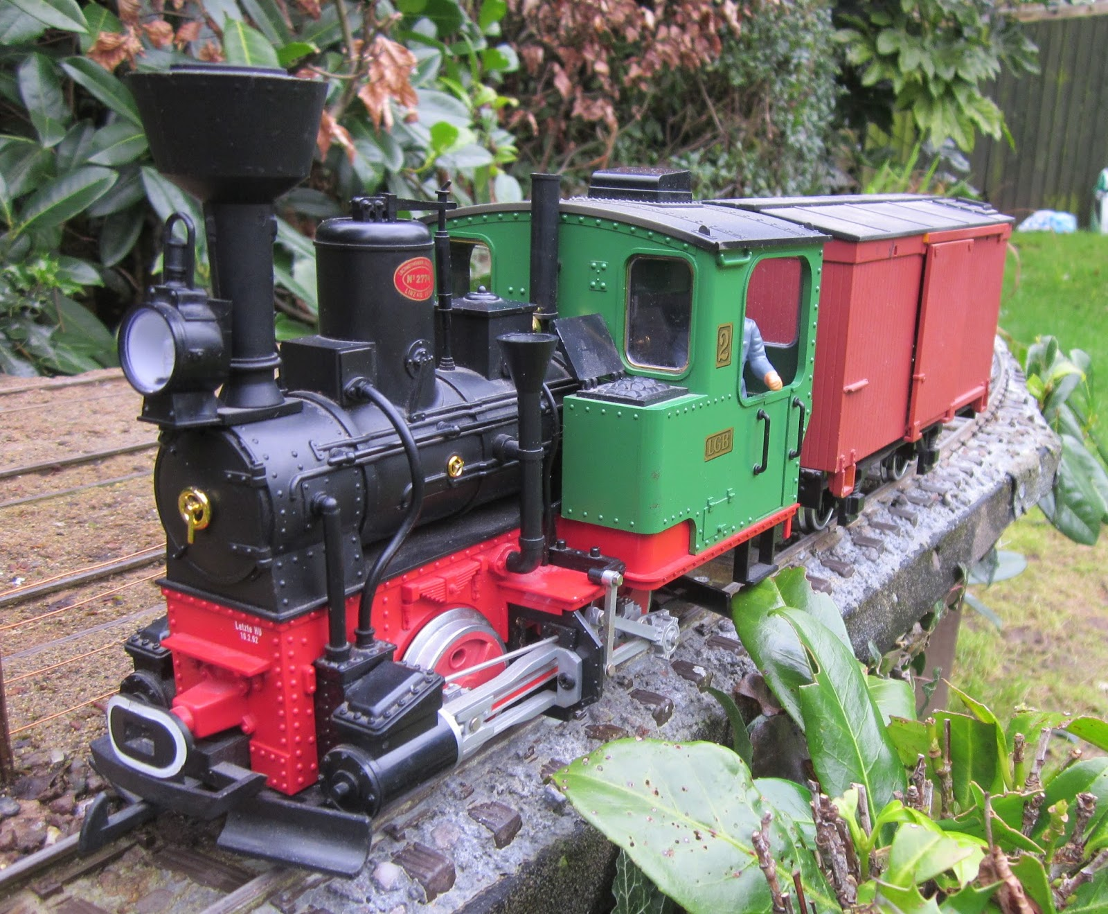 medium resolution of the lgb stainz was my first g scale loco i well remember sitting on the train on my way back to london clutching the lgb starter set after a trip to