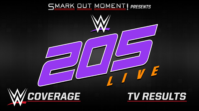 spoilers WWE 205 Live episodes online results