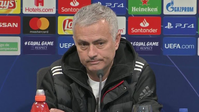 Jose Mourinho Post Match Interview