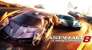 Game HD ASPHALT 8 AIRBORNE