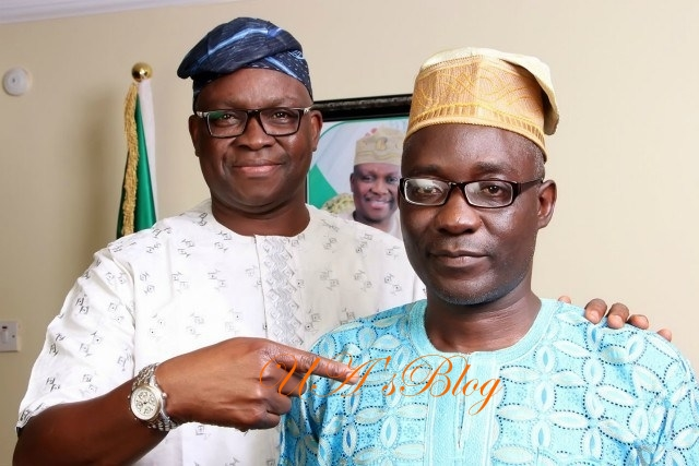 I have no apology to be called Fayose's stooge — Olusola