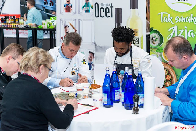 konkurs kulinarny, final Blogerchef, Warsaw Gastro Show 2016