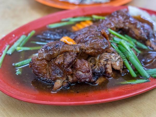 The 5th Generation Cantonese Restaurant - 宜香茶楼饭店 Yee Heong Restaurant @ Lebuh Campbell, Penang