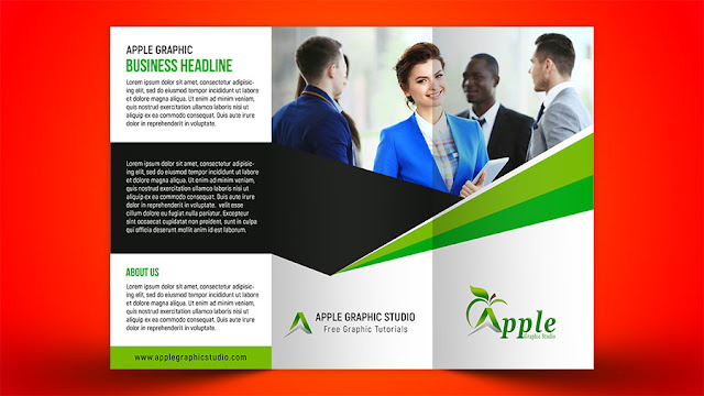 trifold-brochure Trifold Brochure Design - Photoshop Tutorial download