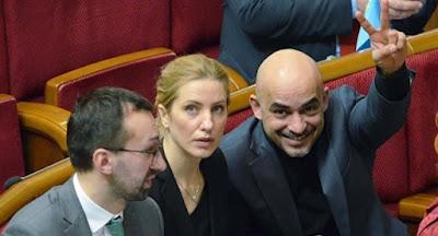 Лещенко, Найєм і Заліщук вийшли із БПП