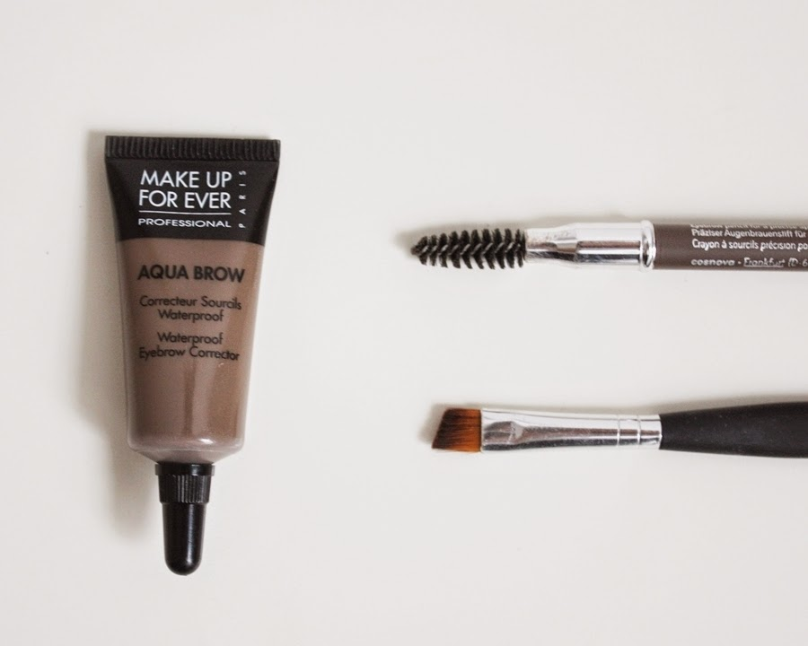 Make Up For Ever Aqua Brow blog
