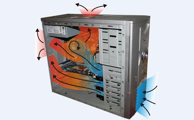 cooling komputer