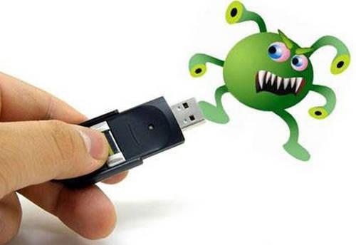 Cara Mencegah Flashdisk dari Virus
